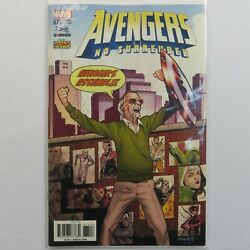 Avengers No Surrender 675 Stan Lee Box Variant Very Rare Uncirculated