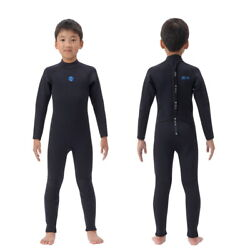 From Japan Zeak Wetsuit For Kids 5andtimes3mm Full Wetsuit Surfing Swimming Fishing S