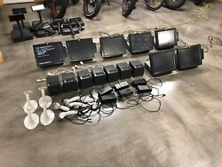 Local Pickup Only Ncr Realpos 21 Lot Of 7 Pos Cash Register Point Of Sale
