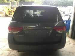 Trunk/Hatch/Tailgate EX-L Leather Without Navigation Fits 14-17 ODYSSEY 329566