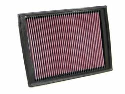 Kandn 33-2333 Land Rover Range Rover Sport Washable Drop In Panel Air Filter