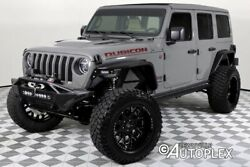 2019 Jeep Wrangler  Rubicon Teraflex Lift 20 Inch Wheels Sky Top