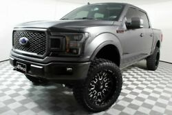2019 Ford F-150  502A Luxury Package Lift Kit Navigation Technology Custom Autoplex