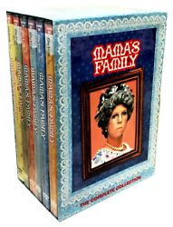 Mama#x27;s Family: The Complete Series Collection DVD 22 Disc Box Set