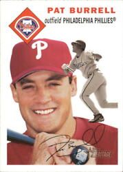2003 Topps Heritage Baseball Pick Card From List C128