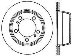 Stoptech Disc Brake Rotor-preferred Front For Porsche 718 Boxster 128.37047