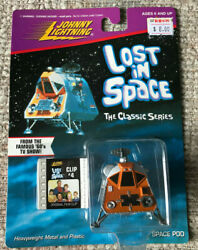 Vintage Johnny Lightning Lost In Space Pod Space Ship New Moc 1998