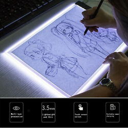 A5 Led Light Box Drawing Tracing Table Pad Copyboard For Artist Animation