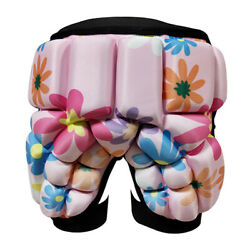 Kids Hip Butt Protector Guard EVA Ski Skate Skateboard Impact Padded Shorts