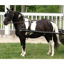 Millers Harness Cde Mini/pony Formal Driving Harness