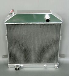 New Weld 3 Row Aluminum Radiator For 1939 40 41 Ford Deluxe Ford Engine