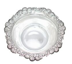 American Sterling Silver Bowl, And Co., New York, Circa 1950