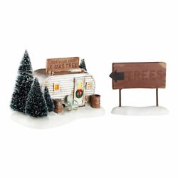 Department 56 The Griswold Family Buys A Tree 4054985 National Lampoon's Ret