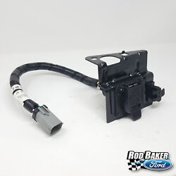 2002 - 04 Ford F-250 F-350 Super Duty Trailer Tow Wiring Harness 4 And 7 Pin Plug