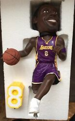 Forever Collectibles Andldquolegends Of The Courtandrdquo Kobe Bryant 18andrdquo Bobble Rare 37/100