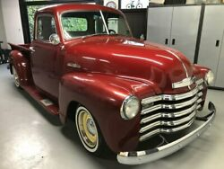 1948 Chevrolet 5-Window Pickup  1948 CHEVROLET 5-WINDOW PICKUP CLEAR CALIFORNIA TITLE TITLE