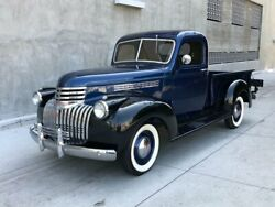 1946 Chevrolet 3100 FULLY RESTORED  CLEAN TITLE 1946 CHEVROLET 3100 FRAME OFF RESTORED