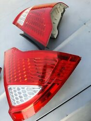 OEM  2010-2012 Ford Fusion Taillights Lamps PAIR