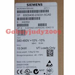 1pc Brand New Siemens 6se6430-2ad31-5ca0 Quality Assurance Fast Delivery