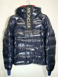 Super Rare!! MONCLER x KITH LACHAT DOWN HOODIE PARRACHEE TG2 New