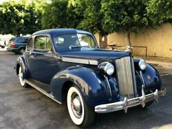 1939 Packard Business Coupe CLEAN TITLE 1939 PACKARD BUSINESS COUPE MODEL 1701