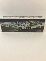 2002 Hess Toy Truck And Airplane Mint New In Box - Free Shipping [s5825]