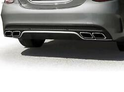Remus Duplex System From Cat Mercedes C Class C63/s Amg W205 S205 Coupe And Cabrio