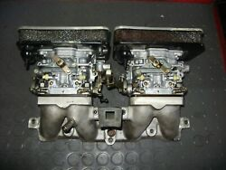 Ford Fiesta Mk1 Rs Carb Kit Weber 36 Dcnfa Ready To Put