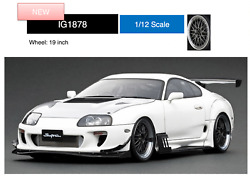 Ignition 1/12 Toyota Supra JZA80 RZ Blue IG1878 Pre Order on March 2020