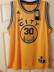 Steph Curry Signed Authentic Swingman Golden State Worriors Jersey Psadna Coa
