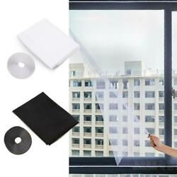 Diy Mosquito Net Curtain Window Anti-insect Mesh Screen With Stickers Tape