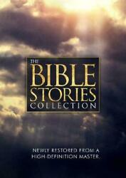 The Bible Stories Collection 12 Religious Christian Movies Boxed Dvd Set New
