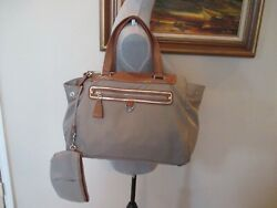 Mz Wallace Large Double To Zip Expandable Satchel Tote