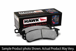 Hawk Performance Ht-10 Front Brake Pads For Supra Twin Turbo 93-98 2jz-gte