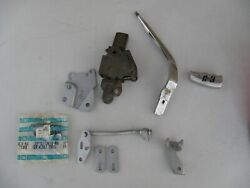 1973-75 Cutlass 442 W-30 Hurst/olds 4-speed Shifter Parts Used W/ Console Only