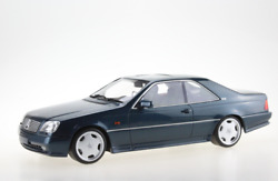 LS COLLECTIBLES 1/18 Benz CL600 7.0 Coupe Dark Blue LS036F Pre-Order on Dec 2020