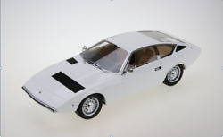 TOP MARQUES 118 Maserati Khamsin White TOP33D Pre Order on Dec 2020