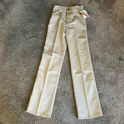 Wrangler Juniors Vintage Nos Stretch Fabric Jeans Size 11 New With Tags N1185tn