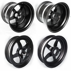 Weld Wheels Set Of 4, S71, 18 X 4.5 Fronts And S71, 20 X 16, 5 Rears