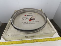 Amada Axcela G-nbn3n 1.8/2p Carbide Tipped Band Saw Blade 1-1/2 X 22and039 Lot Of 3