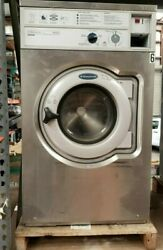 Wascomat Front Load Washer Coin Op 20lb, 208-240v, S/n 00520/0073457 [refurb]