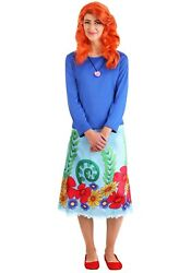 The Magic School Bus Rides Again Adult Ms Fiona Frizzle