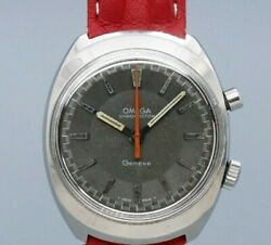 Omega Geneve Chronostop 145.009 Hand Winding Vintage Watch 1969and039s
