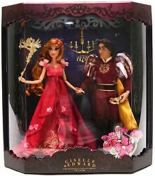 New D23 Expo 2019 Disney Designer Midnight Masquerade Giselle And Edward Le Doll