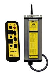 Remtron Patriot Series Control System 4 Or 5-motion/2-speed 25s15a