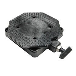 Cannon Low Profile Stainless Steel Swivel Base Downrigger Mount 2207003