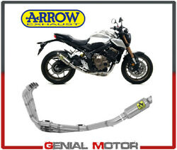 Exhaust System Approved Arrow Collect Racing Gp2 Titan Honda Cb 650 R 2019 2020