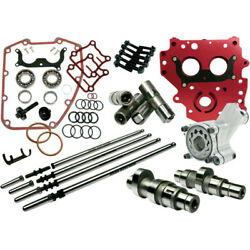 Feuling Gear Drive Hp+ 525 Cam Chest Kit For 1999-2006 Harley Twin Cam