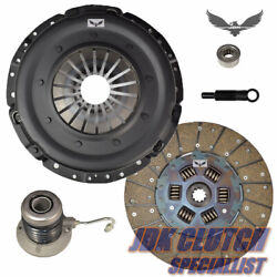 Jdk Stage 2 Sports Clutch Kit Fits 2005-2010 Ford Mustang Shelby Gt 4.6l V8