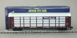 American Flyer 1919042 Southern Pacific Auto Carrier 576266 By Lionel